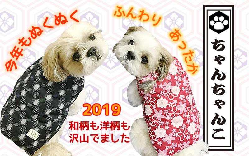 2019ちゃんちゃんこ